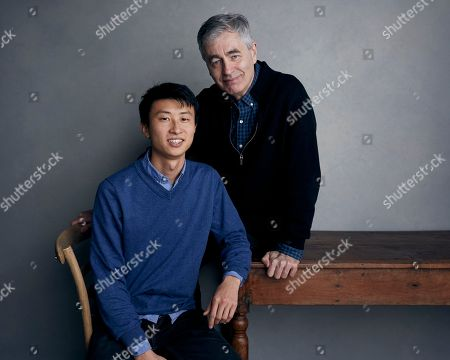 Producer Diane Quon, left, and Executive Producer Steve James