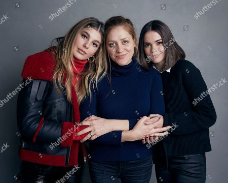 Camila Morrone, Augustine Frizzell, Maia Mitchell.