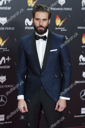 Editorial image of Feroz Film Awards, Madrid, Spain - 22 Jan 2018