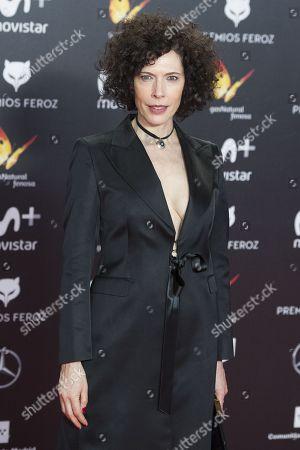 Editorial picture of Feroz Film Awards, Madrid, Spain - 22 Jan 2018