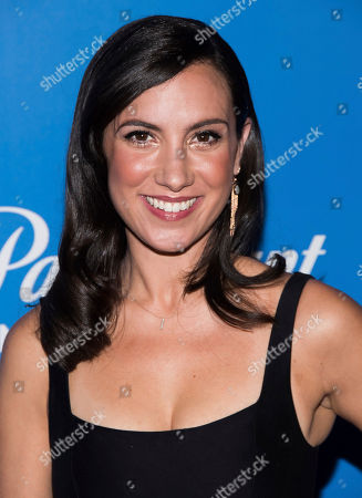 "Stock Photo of Annika Marks attends the world premiere of ""Waco"" at Jazz at Lincoln Center, in New York"