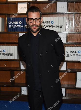 "Director Anthony Mandler attends the ""Monster"" cast party at Chase Sapphire on Main, in Park City, Utah"