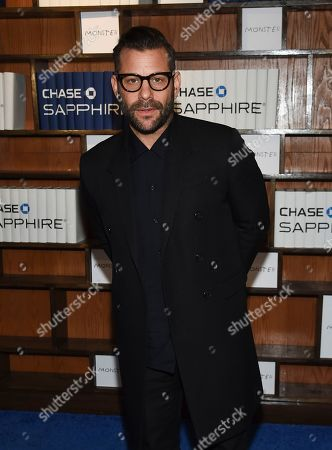 "Editorial picture of ""Monster"" Cast Party at Chase Sapphire on Main, Park City, USA - 22 Jan 2018"