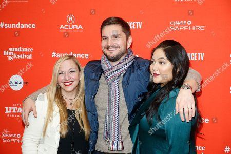 Shivani Rawat, Monica Levinson, Mike Weber