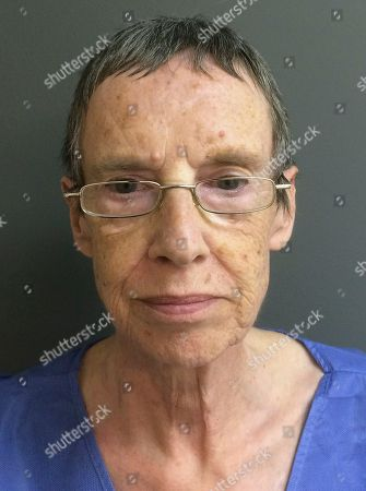 This booking photo released, by the Vermont State Police shows Fiona Gordon-McLeod, of Putney, Vt., charged with attempted first-degree murder after an attack in which police said she bludgeoned her 76-year-old roommate with a blunt object. McLeod faces arraignment Monday, Dec. 21, in the criminal division of the Vermont Superior Court in Brattleboro