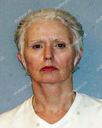 Provided in 2011 by the U.S. Marshals Service shows Catherine Greig, the longtime girlfriend of Whitey Bulger, sentenced in 2012 to an eight-year prison term for conspiracy to harbor a fugitive, identity fraud and conspiracy to commit identity fraud. Greig is scheduled to be in federal court, in Boston to face a contempt charge for refusing to tell whether other people helped Bulger during his 16 years on the run