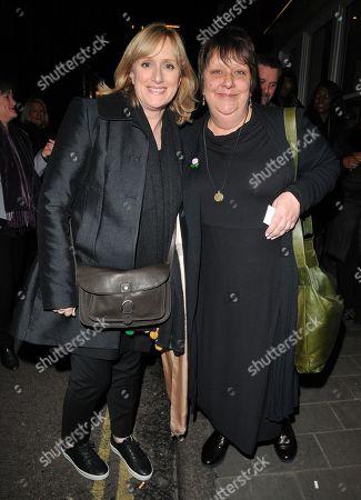Editorial photo of 'Lady Windermere's Fan' play press night, Vaudeville Theatre, The Strand, London, UK - 22 Jan 2018