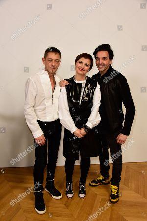 Yassen Samouilov, Livia Stoianova, Kamel Ouali