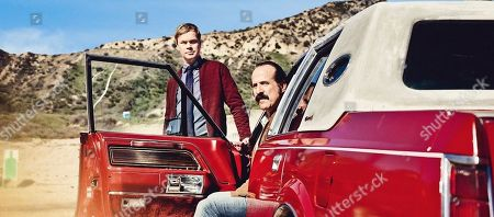 Stock Picture of Johan Glans, Peter Stormare