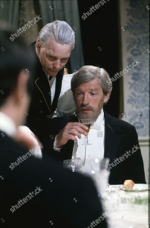 James Maxwell (as Inspector Mackenzie)
