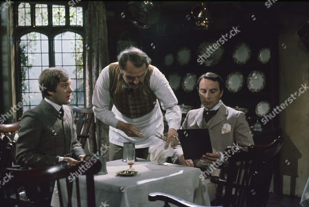 "Editorial image of ""Raffles. The Amateur Cracksman"" Pilot Episode - 1975"