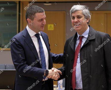 Vladislav Goranov and Mario Centeno