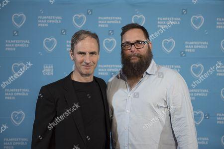 """Editorial image of Opening of """"Max-Ophüls-Preis"""" film festival, Saarbrucken, Germany - 22 Jan 2018"""