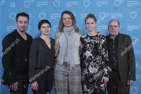 Christian Schwochow, Monja Art, Nicole Gerhards, Susanne Bormann, Andrew Bird