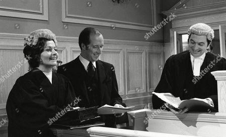 Margaret Lockwood, as Harriet Peterson and Jon Laurimore, as Charles Elwood