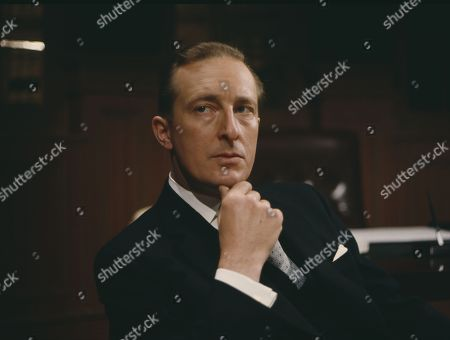Peter Cellier, as Giles Maxwell