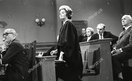 Editorial image of 'Justice' TV Series - 1971