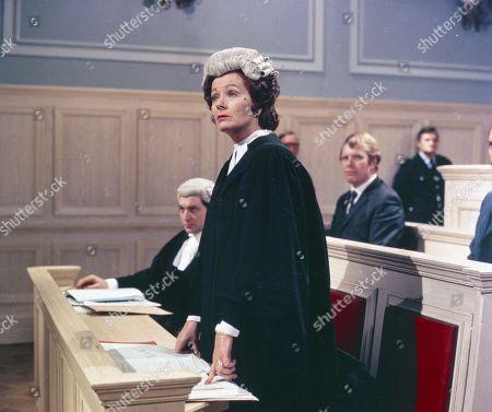 Margaret Lockwood, as Harriet Peterson, with Jon Laurimore, as Charles Elwood