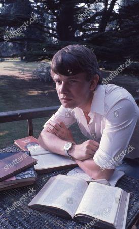 Simon Chandler, as Peter Clough
