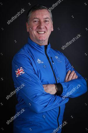 Team GB ambassador Robin Cousins