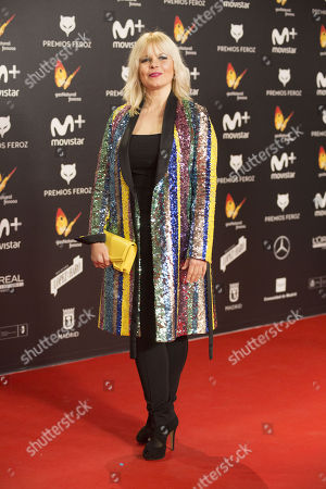 Editorial image of Feroz Film Awards, Madrid, Spain - 22 Jan 2018