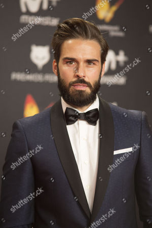 Editorial picture of Feroz Film Awards, Madrid, Spain - 22 Jan 2018