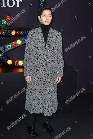 Stock Image of Song Joong-ki