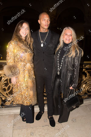 Chloe Green, Jeremy Meeks and Lady Tina Green