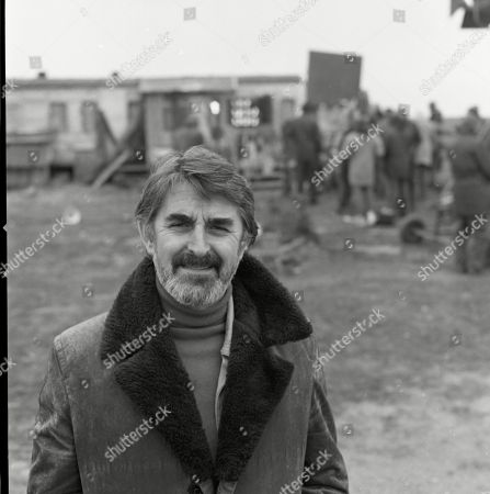 Stock Photo of Location Shooting. Stan Barstow, Writer