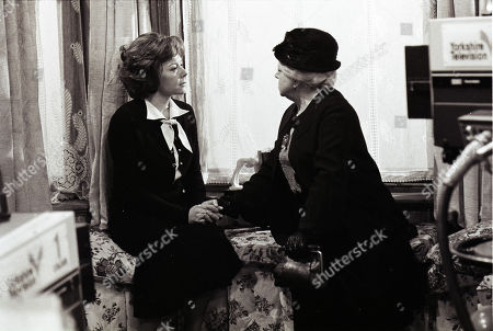 Dorothy Tutin (as Sarah Burton), Hermione Baddeley (as Mrs. Beddows)