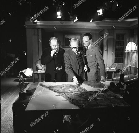 Clive Swift (as Alfred E. Huggins), John Cater (as Anthony Snaith), Norman Jones (as Joe Astell)