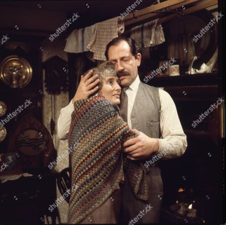 Stock Picture of June Brown (as Lily Sawdon), Bernard Kay (as Tom Sawdon)