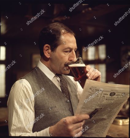 Stock Photo of Bernard Kay (as Tom Sawdon)