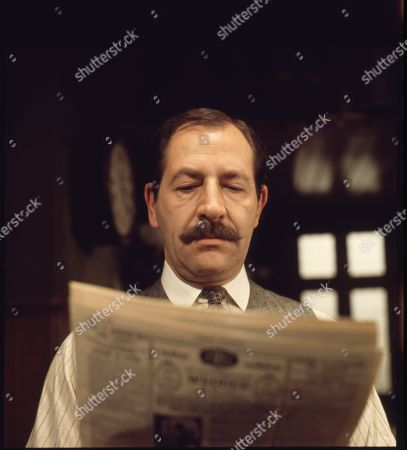 Stock Image of Bernard Kay (as Tom Sawdon)