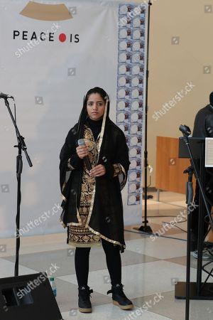 Sonita Alizadeh, an Afghan Refugee Rapper