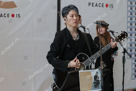 Miyavi Stock Pictures Editorial Images And Stock Photos Shutterstock