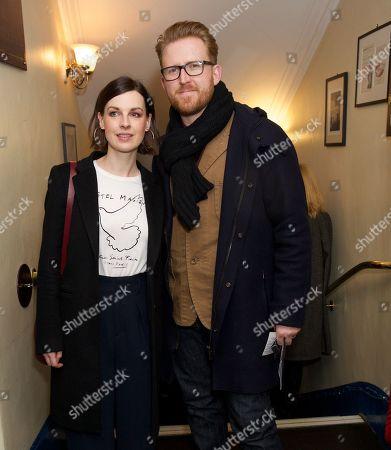 Jessica Raine & Tom Goodman-Hill