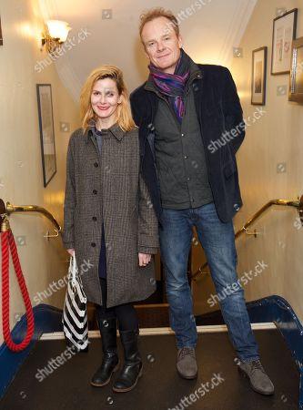 Louise Brealey & Alistair Petrie