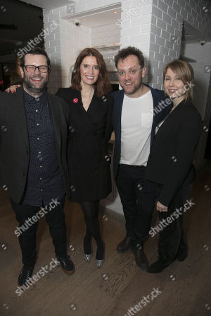 Editorial photo of 'Beginning' party, After Party, London, UK - 23 Jan 2018
