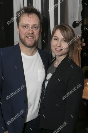Editorial image of 'Beginning' party, After Party, London, UK - 23 Jan 2018