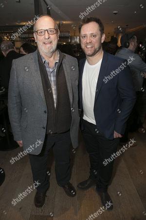Stock Picture of David Troughton and Sam Troughton (Danny)