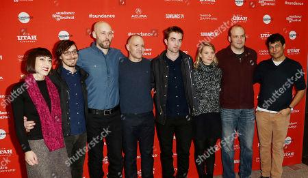 Editorial picture of 'Damsel' premiere, Arrivals, Sundance Film Festival, Park City, USA - 23 Jan 2018