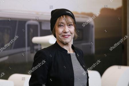 Stock Picture of Gitta Schweighoefer