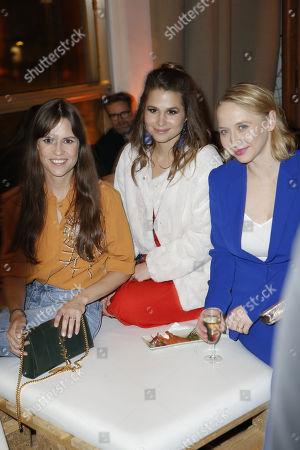 Birthe Wolter, Christina do Rego, Anna Maria Muehe