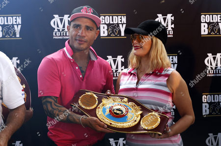 Stock Photo of Miguel Cotto