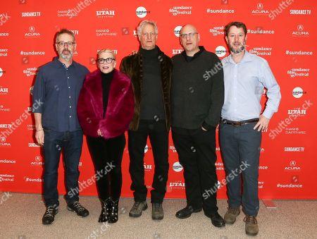 Peter Saraf, Wren Arthur, Marc Turtletaub, Oren Moverman and Guy Stodel