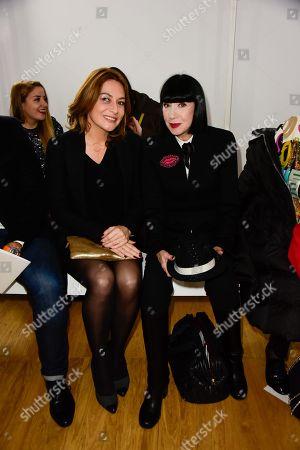 Shirley Bousquet, Chantal Thomass