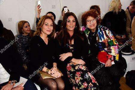 Shirley Bousquet, Lola Dewaere, Andrea Ferreol