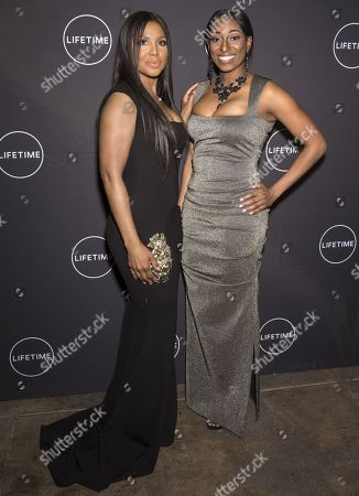 Editorial photo of 'Faith Under Fire: The Antoinette Tuff Story' TV show premiere, New York, USA - 23 Jan 2018