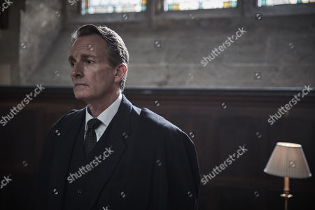 Stock Picture of Robin McCallum as the Master